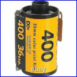 20 Rolls Kodak Ultra Max GC 400 (ISO) 135-36 Color Print 35mm Film FRESH