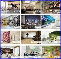 3D Colorful Square Wall ZHUA171 Window Film Print Sticker Cling Stained Glass UV