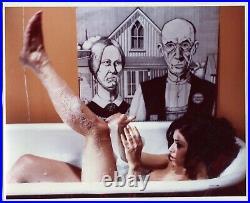 3 Photos Come Mon Love 1970 Film Erotic Mounted Print Colours Vintage
