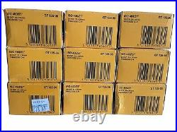 9 x KODAK Gold II 400 35mm 36exp Vintage Expired COLOUR PRINT FILM From 1993