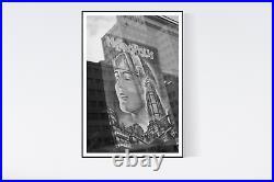 Berlin Germany Metropolis Reflections Fritz Lang Film Poster Print Art Photo