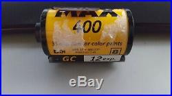 Box of 50 Kodak MAX 400 35mm Color Print Film 12 Exposure C-41