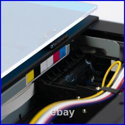 DTF Transfer Printer DX5 Direct to Film Dark / White Garment Printing Set