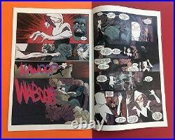 Edge Of Spider-Verse #1,2,3,5 1st Print 2014 1st Ever Spider Gwen Stacey Marvel