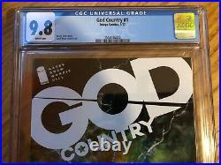 GOD COUNTRY #1 CGC 9.8 Image Comics 1st Print Donny Cates Legendary Movie Soon