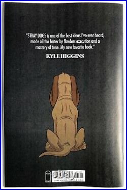 Image Comics STRAY DOGS #1 2 3 4 5 1st Print MOVIE Variant Set 2021 Tony Fleecs