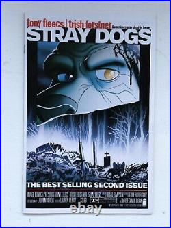 Image Comics STRAY DOGS #1 2 3 4 5 1st Print PLUS #1 3rd Print MOVIE Variant Set