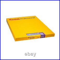 Kodak PROFESSIONAL PORTRA 160 Color print film 8 x 10 ISO 160 10 sheets