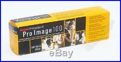 Kodak Pro Image 100 5 Pack 35mm 36exp Cheap Colour Print Film Free Postage 05/22