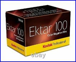 Kodak Professional Ektar 100 135 36 COLOUR Negative Print Film 5 Pack