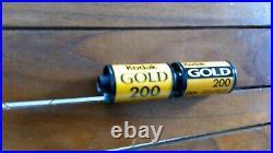 Lot 2 pellicules Kodak Gold 200-film colour prints-35 mm-24 exp+12 exp