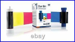 Magicard YMCKO 300 print colour film (MA300YMCKO)