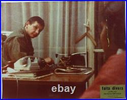 Raymond depardon Handmade Various 7 Prints Film Cameras 1983 Kodak