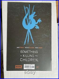 Something Is Killing The Children 1 First Print