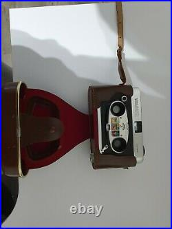 View-Master Stereo Camera Mark 2 & Colour film cutter